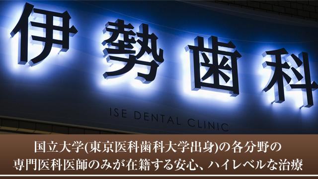 伊勢歯科クリニック(みずほ台)の画像